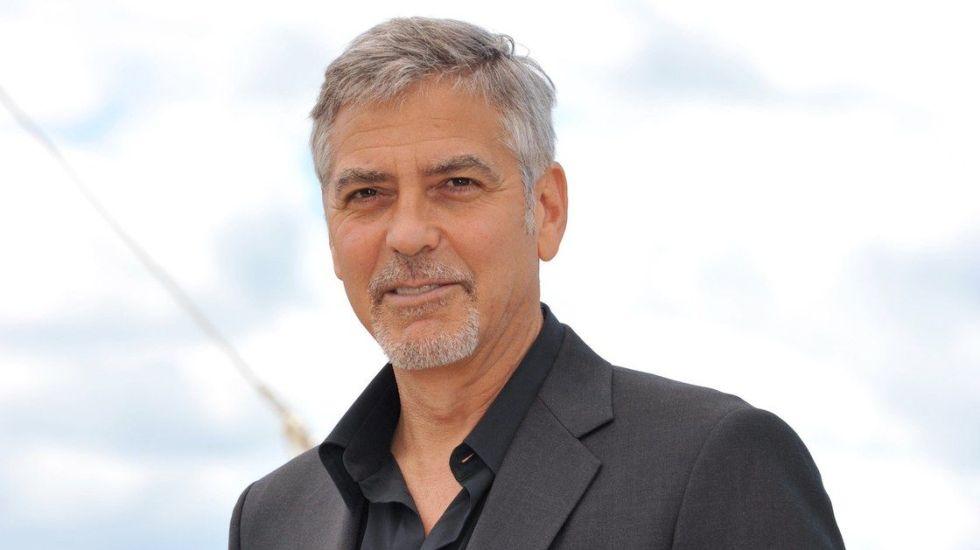 George Clooney realizará donación a jóvenes que protestan contra uso de armas - Foto de Vanity Fair