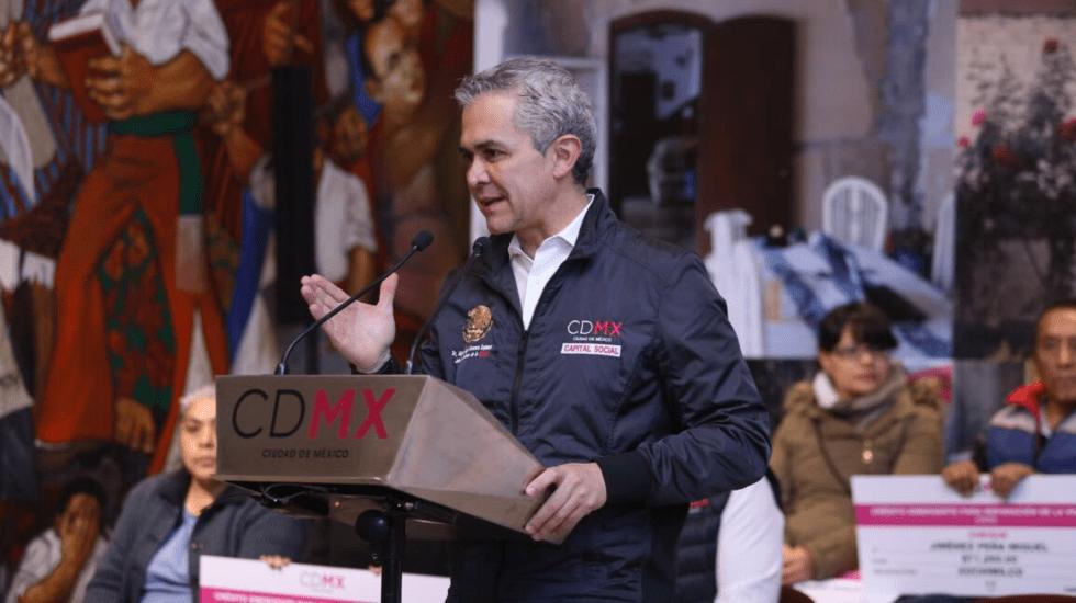 Cancelan premio a Miguel Mancera en el Vaticano - Miguel Ángel Mancera