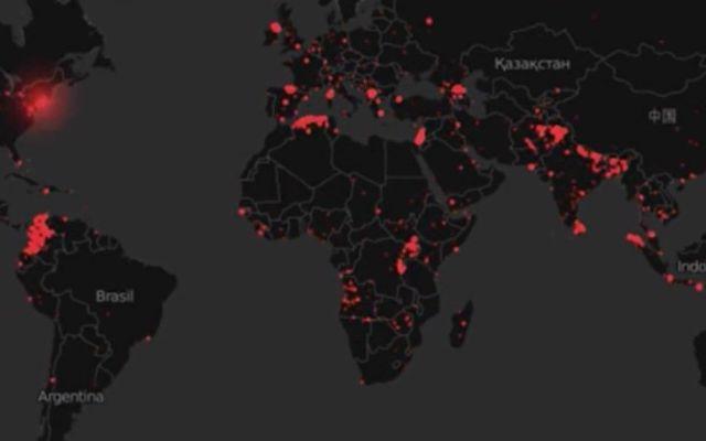 Localizan en mapa interactivo ataques terroristas de los últimos 30 años