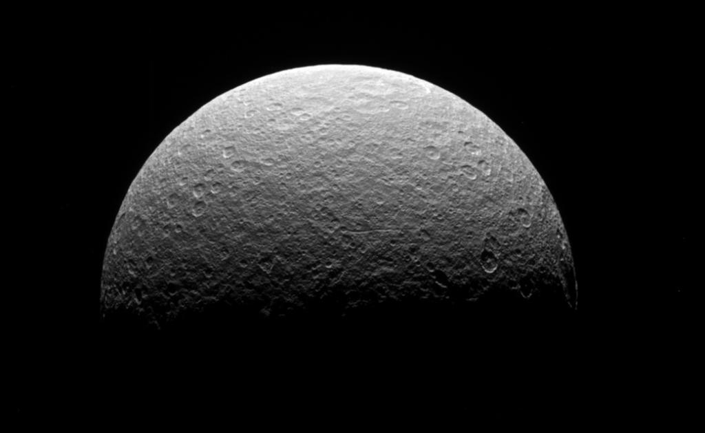NASA revela imágenes de Saturno - Foto de NASA