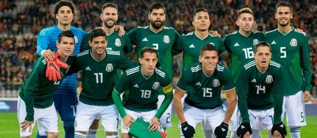 México se mantiene en lugar 17 del ranking FIFA - Foto de Mexsports