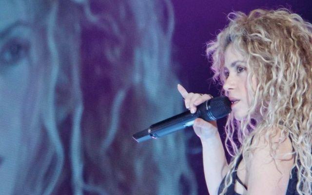 Shakira pospone gira por problema en cuerda vocal - Foto de @shakira