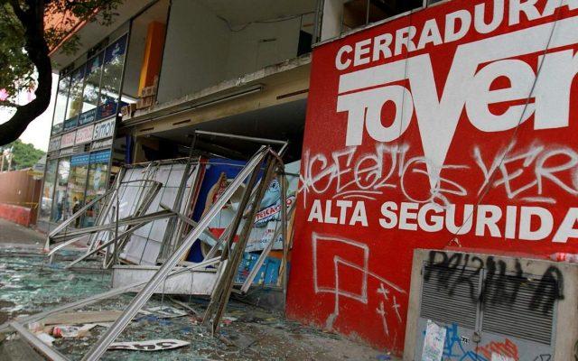 Fueron 180 los negocios que cerraron por sismo en la Ciudad de México