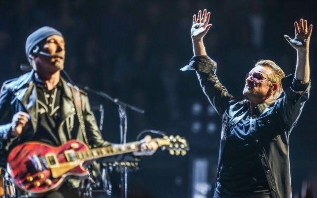 U2 recibirá reconocimiento Ícono Global en los EMA 2017 - Foto de Youtube