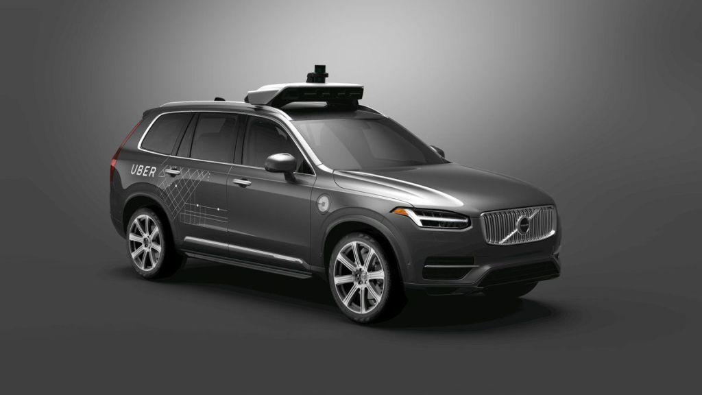 Uber comprará autos autónomos a Volvo - Foto de @volvocarsglobal