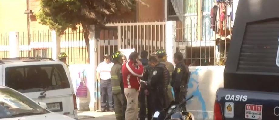 Muere familia por fuga de gas en Iztapalapa - Foto de Foro TV