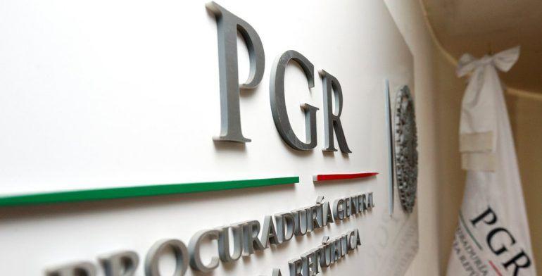 Nuevos titulares de la PGR en ocho estados del país - Foto de archivo