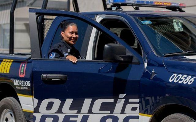 Remueven a jefa del Mando Único de Temixco - Foto de Gobierno de Morelos