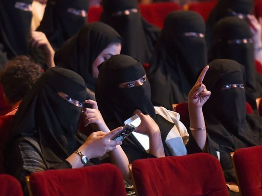 Arabia Saudita levanta prohibición a cines - Foto de Getty