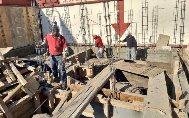 Inicia construcción de Clínica del Síndrome de Down en la Ciudad de México - Foto de @SOBSECDMX