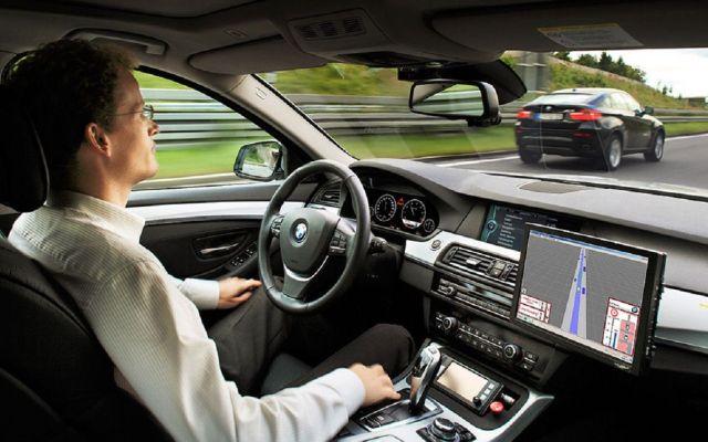 LG desarrollará servicios para vehículos autónomos - Foto de Internet
