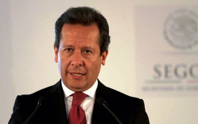 Ley de Seguridad Interior no plantea la militarización: Eduardo Sánchez - EDUARDO SÁNCHEZ HERNÁNDEZ