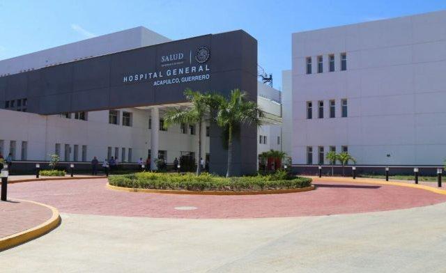 Hospital de El Quemado operará a partir el 18 de diciembre - Foto de Quadratín