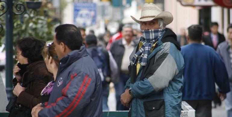 Activan alerta roja por temperaturas bajo cero en la Ciudad de México
