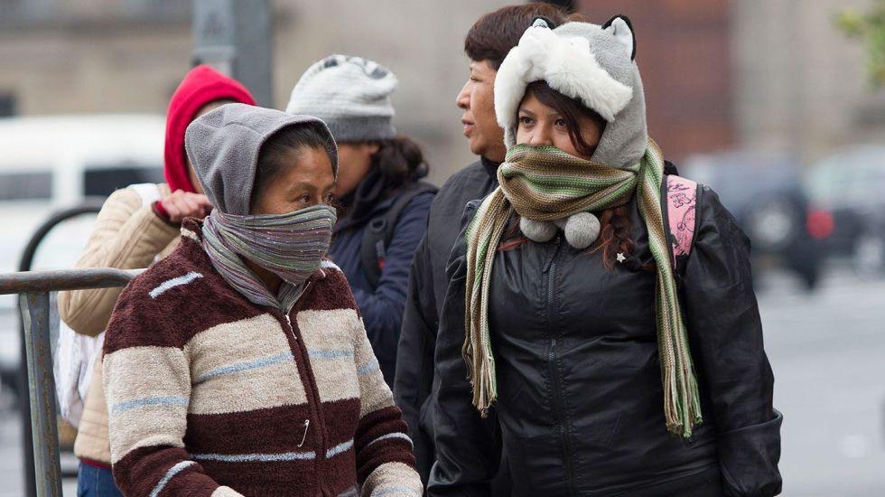 Milpa Alta y Tlalpan mantienen alerta roja por bajas temperaturas