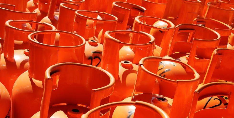 Precio del gas LP incrementó 39 por ciento en un año
