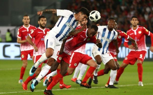 Pachuca gana y avanza a semifinales del Mundial de Clubes