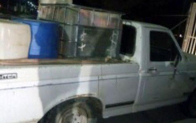 Policías enfrentan a ladrones de combustible y recuperan 11 mil litros - Foto de Excélsior