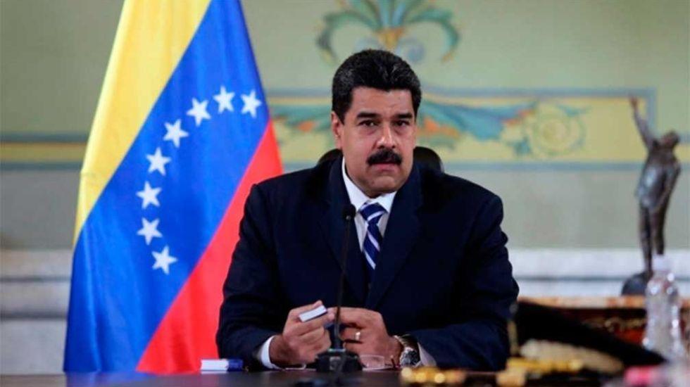 Pese a veto, Venezuela confirma asistencia de Maduro a Cumbre de Perú - Foto de Notimex