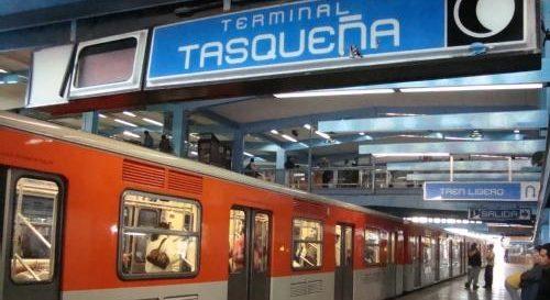 Muere mujer en Metro Tasqueña