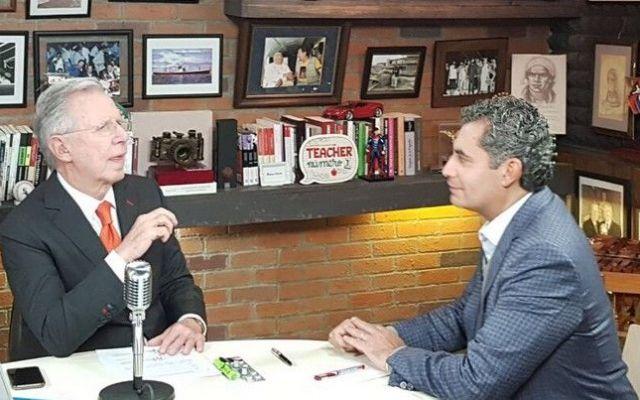 El Frente no es competencia: Ochoa Reza