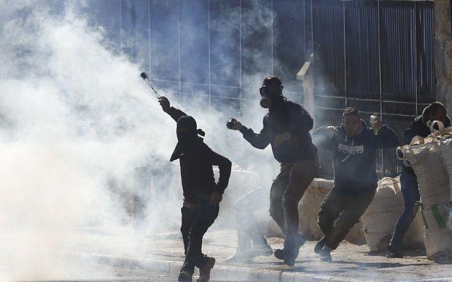 Palestina no colaborará con EE.UU. en plan de paz - Foto de