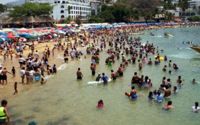 Las playas más contaminadas de México - Foto de Eric Miralrío/Cuartoscuro
