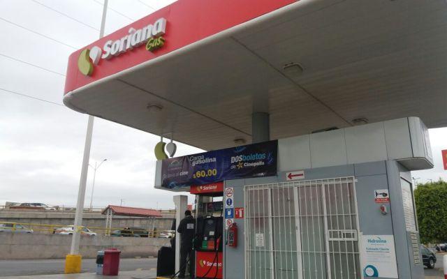 Soriana abre en San Luis Potosí su primera gasolinera - Foto de Internet