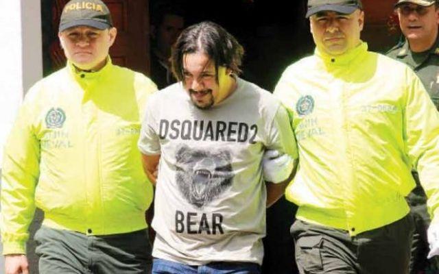Colombia detiene al sucesor de Pablo Escobar - Foto de REUTERS