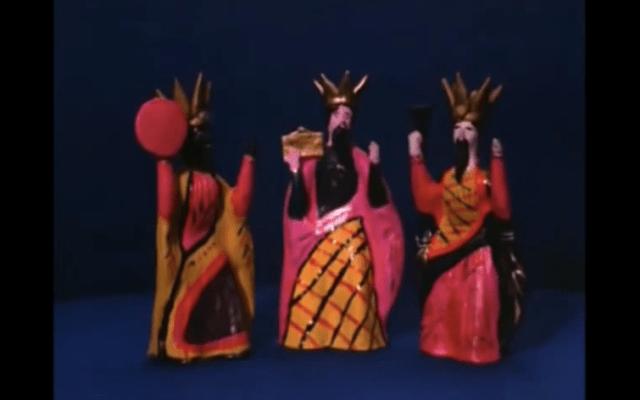 'Los 3 Reyes Magos', la primera película de animación mexicana