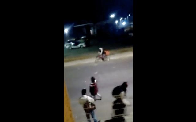 Policías no saqueaban en el Edomex, llevaban pruebas al MP: SSEM
