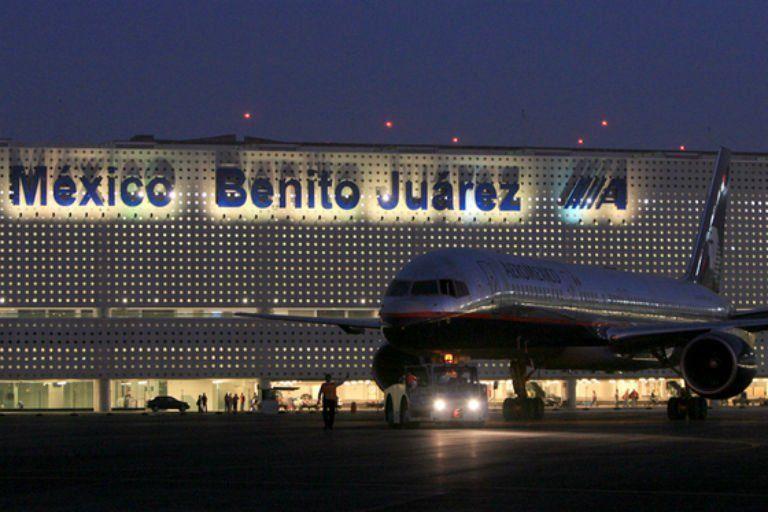 Aviación mexicana rompe récord de pasajeros