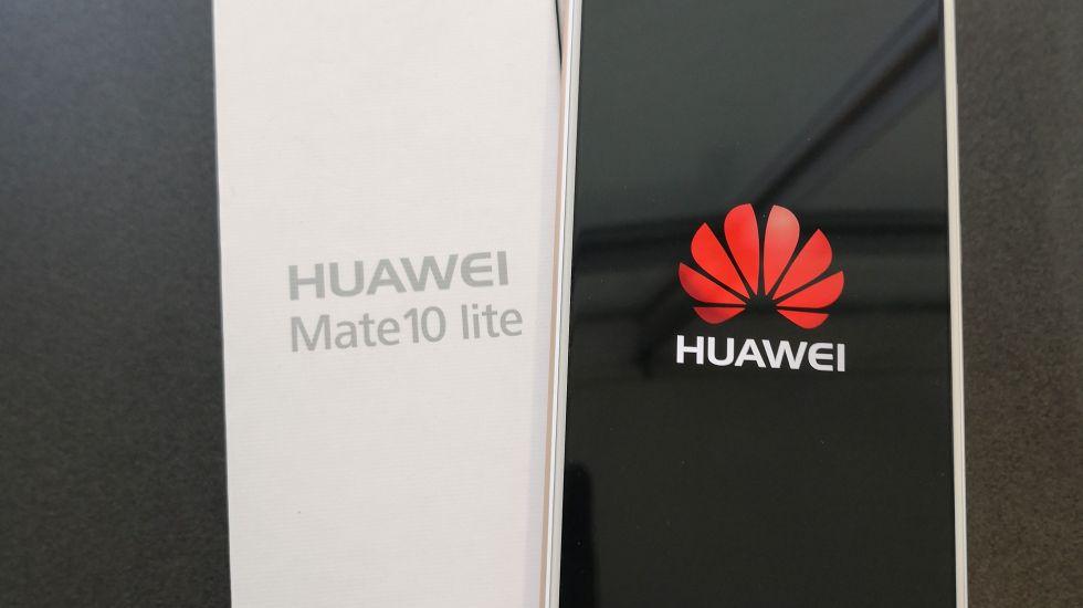Huawei presenta el Mate 10 Lite con cuatro cámaras - cof
