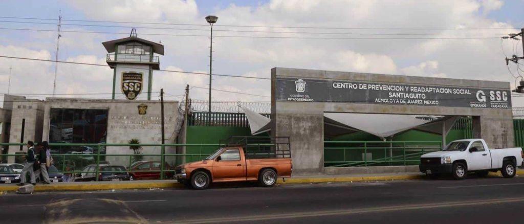 Se fuga reo del penal de Santiaguito en Almoloya - Foto: Internet.