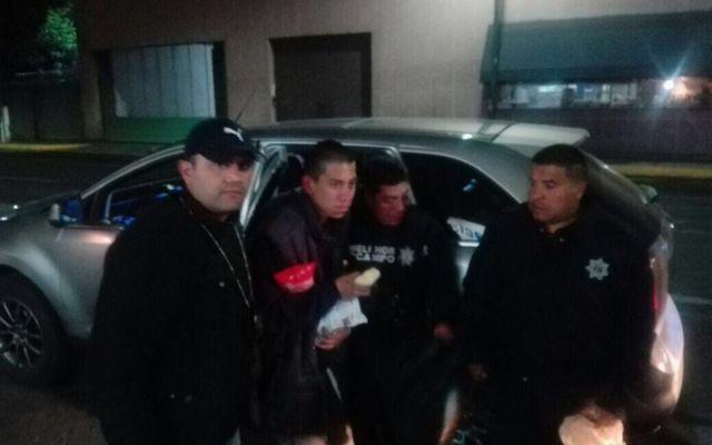 PGJ asegura que policías liberaron a Marco Antonio en 10 minutos - Foto de @c4jimenez