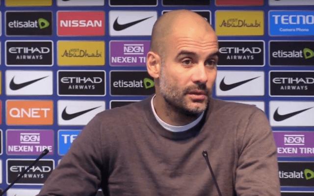 Pep Guardiola critica calendario de la Premier League