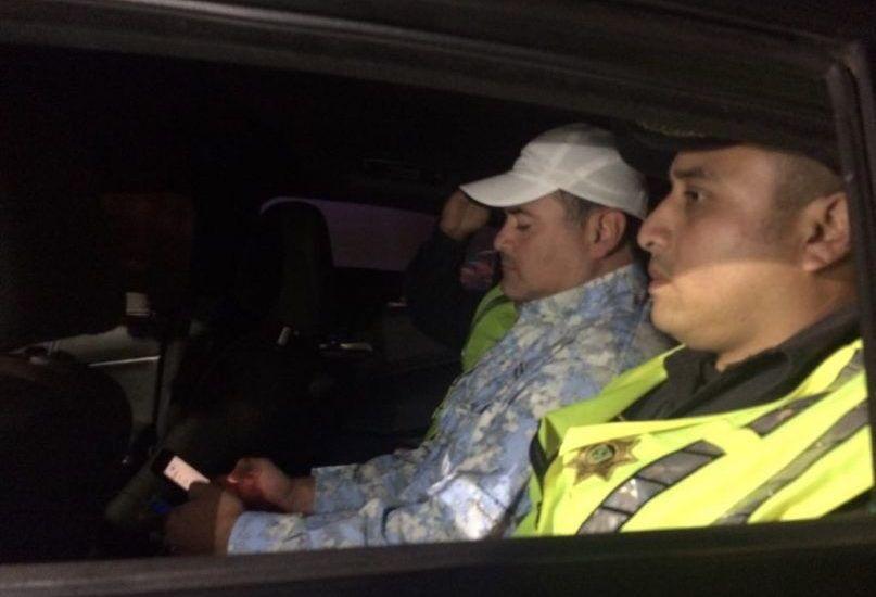 Detienen a precandidato del PAN a alcaldía en Mérida en Alcoholímetro - Foto de @PanoramaYucatan