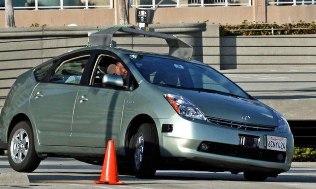 La razón por la que los vehículos autodirigidos tendrán colores claros - Foto de Internet