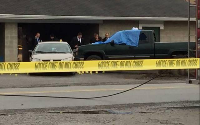 Tiroteo en Pensilvania deja cinco muertos - Foto de @WPXIGIGI