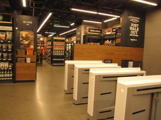 Abrirán tiendas de Amazon Go en San Francisco y Chicago