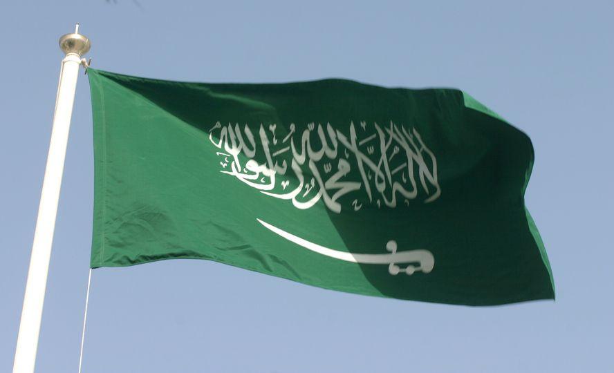 Detienen a once príncipes saudíes por protestar en un palacio del rey - The Saudi flag