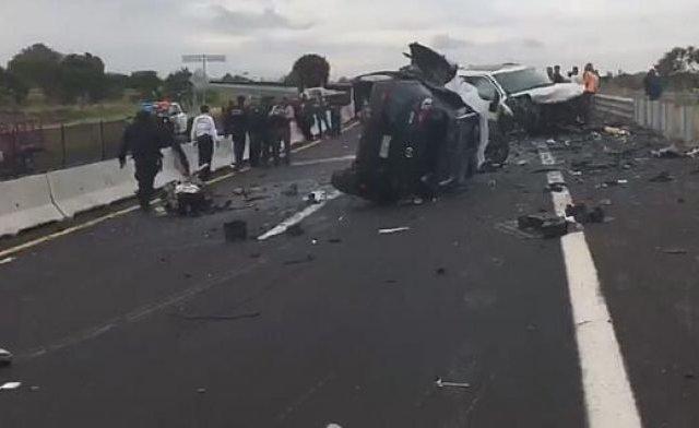 Familia muere en accidente en Veracruz - Foto de Quadratín