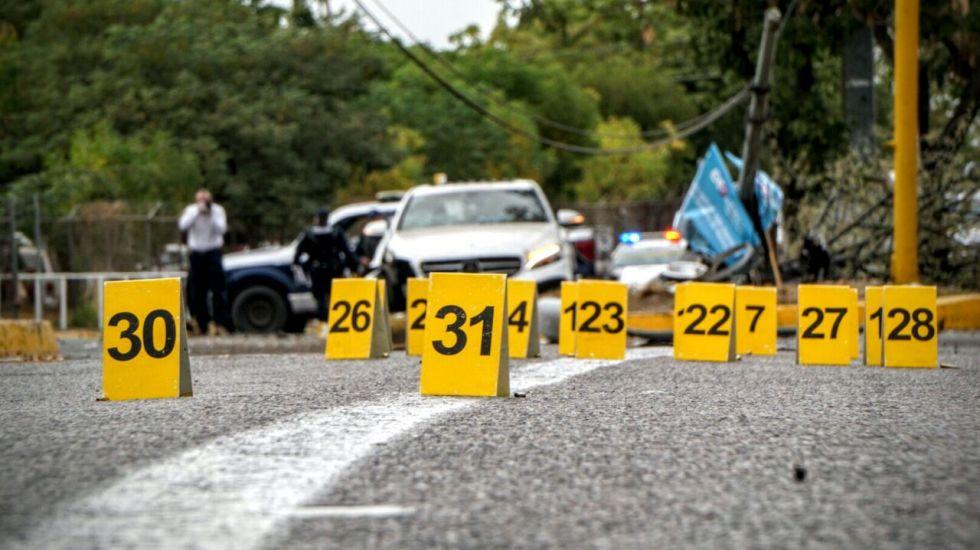 Sujetos balean y rematan a joven en Culiacán - Foto: El Debate.