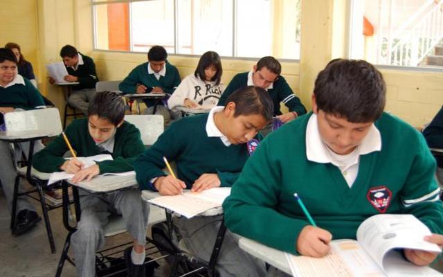 Estudiantes obtienen bajas evaluaciones en Matemáticas y Español: INEE - Foto de La Crónica
