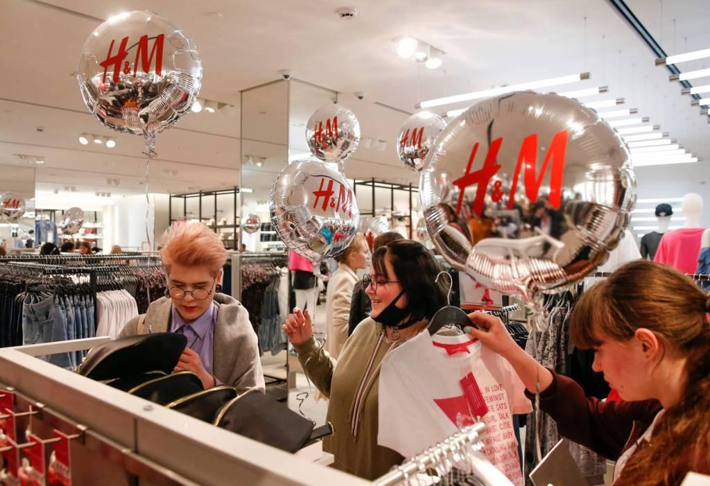 La nueva marca de H&M - Foto de Reuters