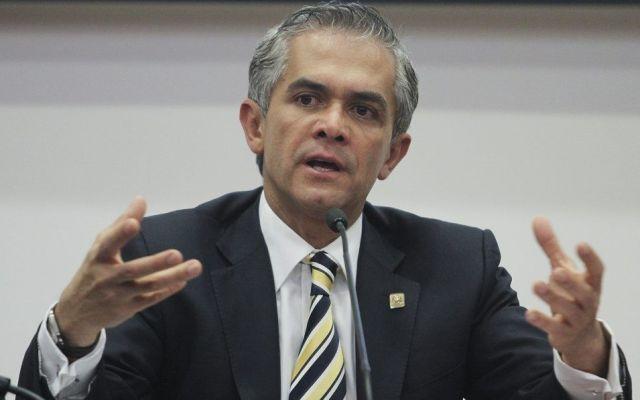 Oportunidad para corregir fallas caso Marco Antonio: Mancera - Foto de Cuartoscuro