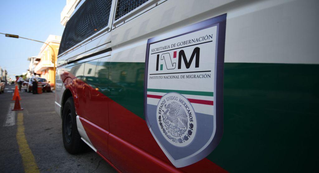 INM rescata a 65 migrantes en Coahulia