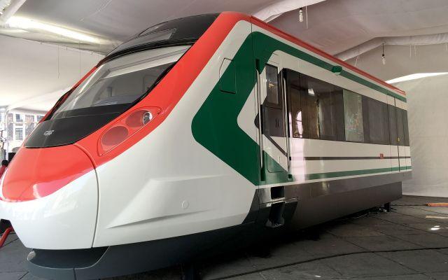 Tren México-Toluca, el primero de su tipo en América: Presidencia - Foto de Notimex