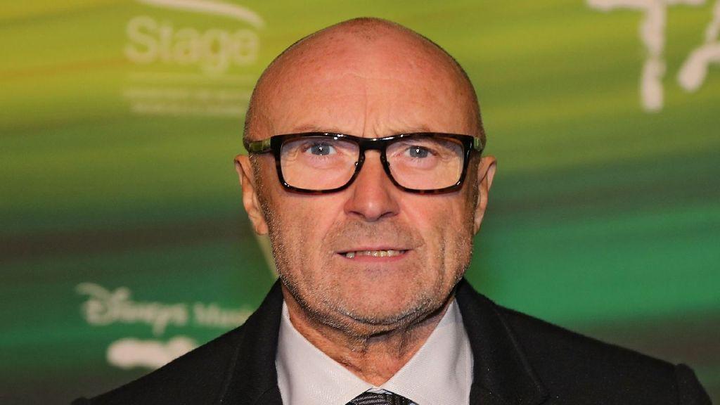 Phil Collins abre segunda fecha en el Palacio de los Deportes - Foto de Entertainment Tonight