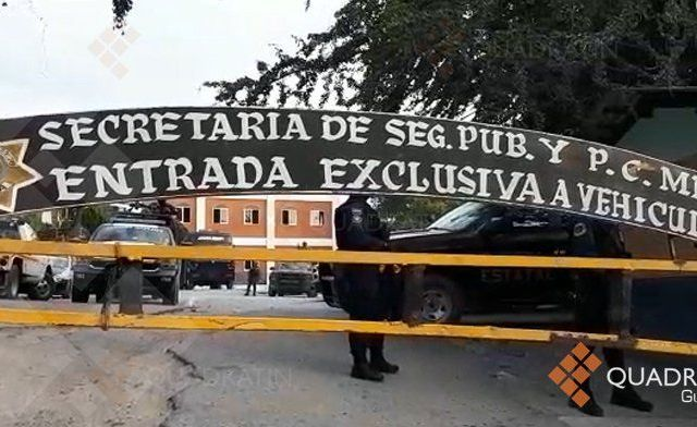 Investigan a policías de Chilpancingo por desaparición de jóvenes - Foto de Quadratín